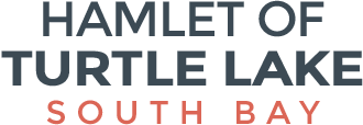 Hamlet of Turtle Lake — South Bay Logo